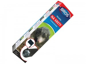 Trap for moles and voles Bros with signal at Wasserman.eu