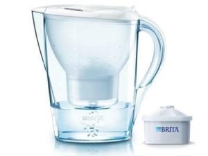 Dzbanek Brita Marella XL biały z filtrem Maxtra w sklepie Wasserman.eu