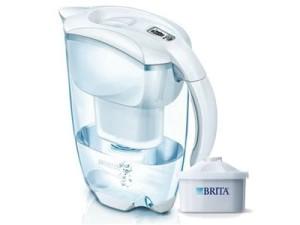 Brita Elemaris XL white jug with Maxtra filter at Wasserman.eu