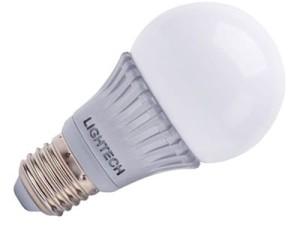 Żarówka LED BULB E27 10W ciepła kąt pionowy 250` ! w sklepie Wasserman.eu
