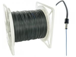 OPTIX AirFlow S-QOTKSdD 1J self-supporting fiber optic cable at Wasserman.eu