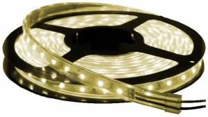 Warm white LED strip 5m 300 SMD at Wasserman.eu