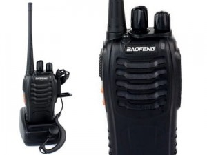 Baofeng BF-888S UHF PMR 5W PTT two-way radio at Wasserman.eu