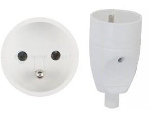 Portable single plug socket GN-171 153009 at Wasserman.eu