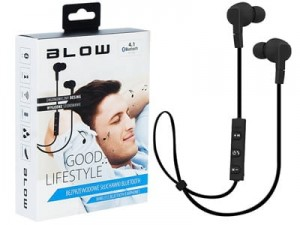 Blow 32-776 Bluetooth 4.2 headphones black at Wasserman.eu
