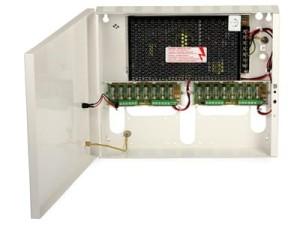 Pulsar PSDC161212T Zasilacz impulsowy DC 12-15V, 16x0.8A w sklepie Wasserman.eu