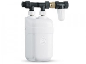 Dafi IPX4 3.7 kW water heater at Wasserman.eu