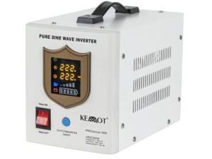 Awaryjne źródło zasilania KEMOT PROsinus-300 w sklepie Wasserman.eu