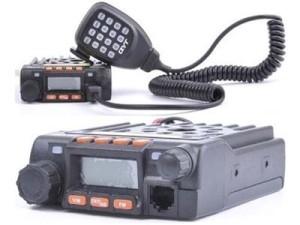 Qyt KT-8900 UHF / VHF Duobander 25W at Wasserman.eu