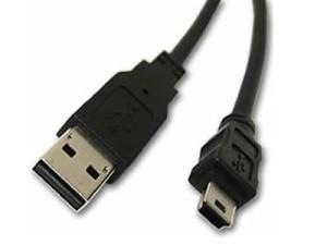 USB to miniUSB cable at Wasserman.eu