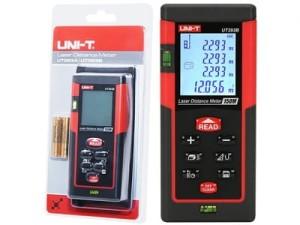 Rangefinder laser distance meter 150m Uni-T UT393B at Wasserman.eu