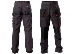 Work trousers LahtiPro LPSRO154 Strong size 2L at Wasserman.eu