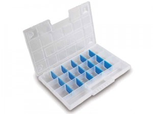 "Organizer 12 ""adjustable compartments at Wasserman.eu"