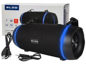Bluetooth Blow black speaker 30W USB Aux FM at Wasserman.eu