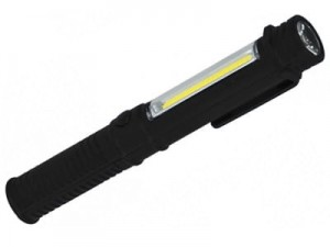 LED torch 1.5W + 1W magnet Dedra L1004 at Wasserman.eu