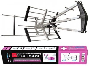 Opticum AX900+ LTE Antena DVB-T Combo VHF-UHF w sklepie Wasserman.eu