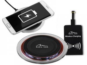 Media-Tech MT6271 Induction charger for smartphones at Wasserman.eu