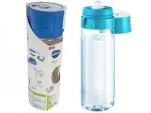 BRITA fill & go Vital bottle blue + FILTER at Wasserman.eu