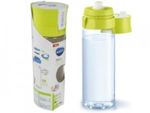 Bottle BRITA fill & go Vital lime + FILTER at Wasserman.eu