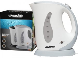 0.6L energy saving electric kettle with filter at Wasserman.eu