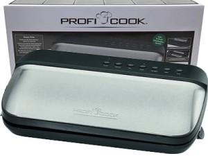 ProfiCook PC-VK 1134 Vacuum welding machine + foil at Wasserman.eu