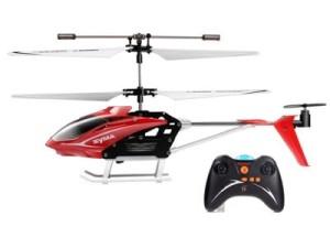 Helikopter zdalnie sterowany SYMA S5 czerwony w sklepie Wasserman.eu