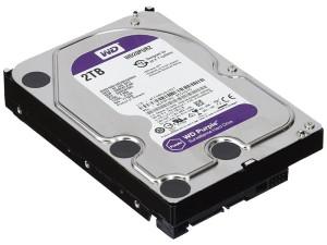 WD Purple 2TB WD20PURZ Monitoring continuous drive at Wasserman.eu