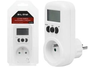 BLOW 72-020 Miernik zużycia energii, watomierz w sklepie Wasserman.eu