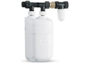Dafi IPX4 4.5kW instant water heater at Wasserman.eu