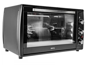 Camry CR 6017 63L electric oven with spit at Wasserman.eu