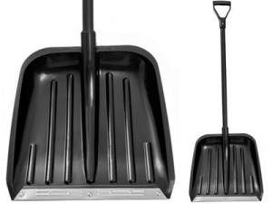 Snow shovel, snow shovel, width 35 cm 8385 at Wasserman.eu