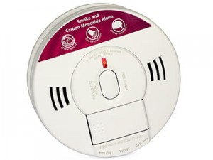 Carbon monoxide and smoke detector KIDDE 10SCO Alarm at Wasserman.eu