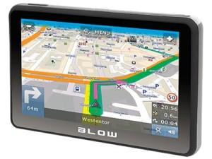Blow GPS590 Sirocco Nawigacja GPS Europa Bluetooth w sklepie Wasserman.eu