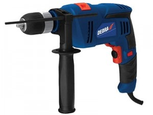 900W hammer drill with speed control Dedra DED7960 at Wasserman.eu