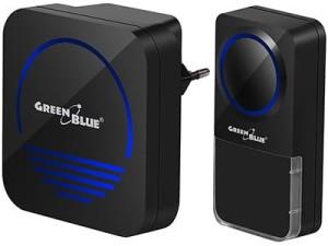GreenBlue GB120 black Wireless doorbell at Wasserman.eu