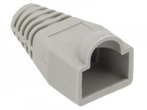 Cover, rubber cover for RJ45 plug 100 pcs at Wasserman.eu