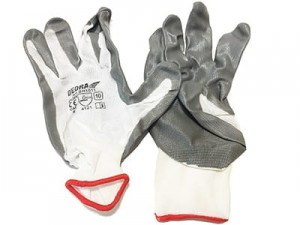 Gloves Dedra BH1011-12 size 10 one pair at Wasserman.eu