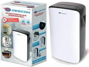 Dedra DA-R010 dehumidifier. Moisture absorber at Wasserman.eu