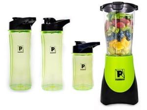 Blender kielichowy, mikser, shaker Powermat PM-BL-800 + butelki w sklepie Wasserman.eu