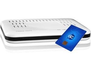 NC + TV with ITI-2850ST + decoder at Wasserman.eu