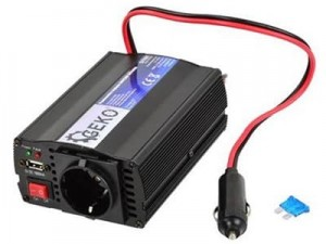 24V / 230V 250 / 500W voltage converter Geko G17001 at Wasserman.eu