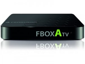 Smart TV Ferguson Fbox ATV 4K UHD w sklepie Wasserman.eu