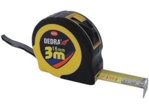 Measure 3m 16mm ABS rubber Dedra M382 at Wasserman.eu