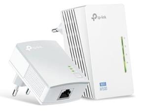 230V Tp-Link TL-WPA4220 KIT network transmitters at Wasserman.eu