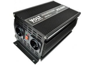 Przetwornica Volt IPS-5000 24V 230V 5000W / 2500W w sklepie Wasserman.eu