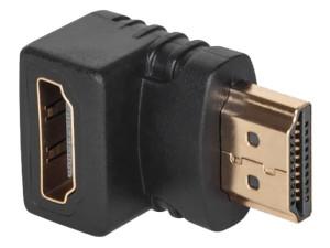 HDMI socket-plug angled connector at Wasserman.eu