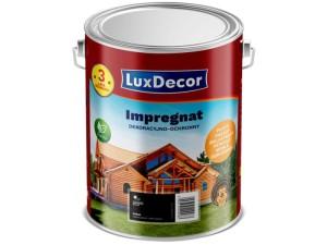 Decorative and protective impregnation LuxDecor 10L ebony at Wasserman.eu