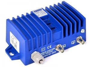 Telmor WMX-822M broadband amplifier at Wasserman.eu