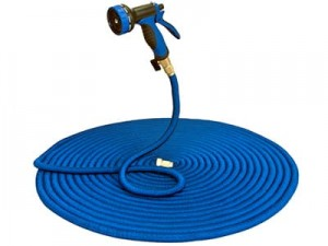 Garden hose 60m Deluxe Pistol, connectors at Wasserman.eu