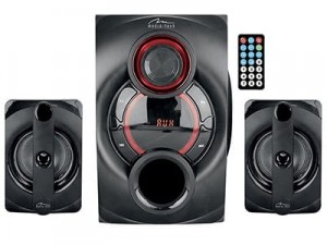 2.1 Bluetooth Media-Tech VOLTRON MT3330 speakers at Wasserman.eu